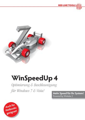 Verpackung von WinSpeedUp 4 [PC-Software]