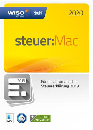 Verpackung von WISO steuer:Mac 2020 (für Steuerjahr 2019) [Mac-Software]