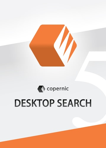 Verpackung von Copernic Desktop Search Version 5 [PC-Software]