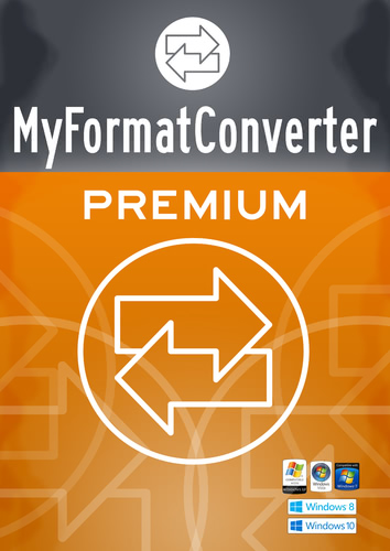 Packaging by MyFormatConverter Premium [PC-software]