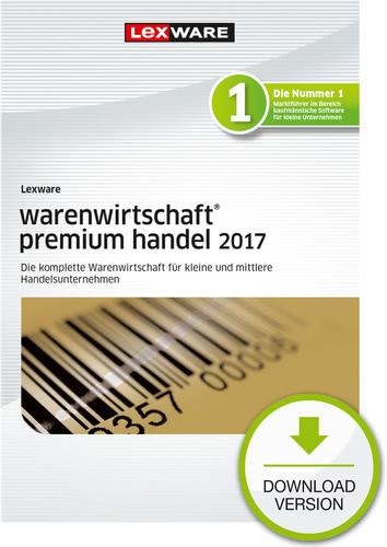 Lexware warenwirtschaft premium handel 2017 Jahresversion (365-Tage)
