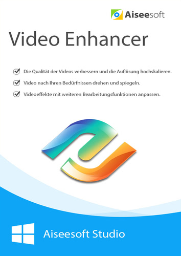 Aiseesoft Video Enhancer – Lebenslange Lizenz (Download), PC