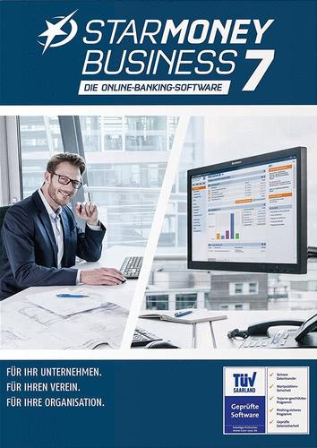 Vorschaubild von StarMoney Business 7, Box (PC)