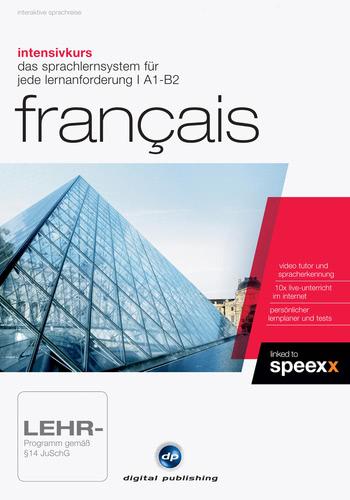 Verpackung von Intensivkurs Français [PC-Software]