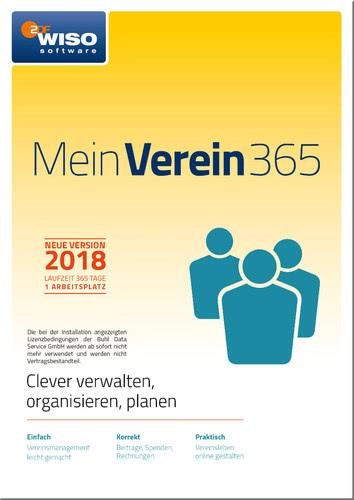 WISO Mein Verein 365 (2018), ESD (Download) (PC)