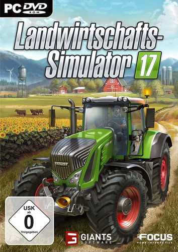 Verpackung von Landwirtschafts Simulator 17 [PC]