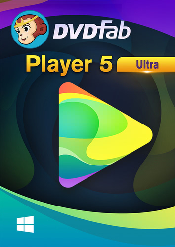 DVDFab Player 5 Ultra – 24 Monate (Download), PC