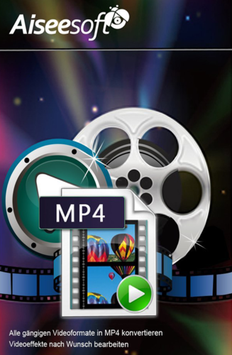 Aiseesoft MP4 Converter for Mac (Download), MAC