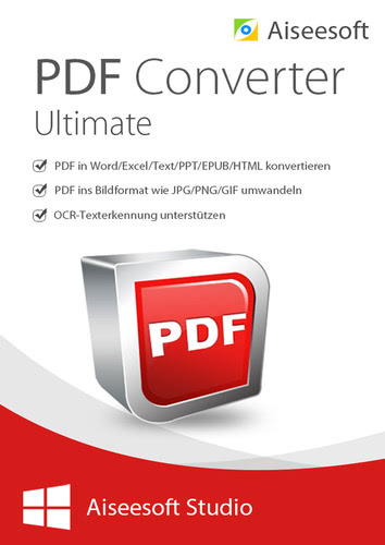 PDF Converter Ultimate (Version 2017) – lebenslange Lizenz (Download), PC