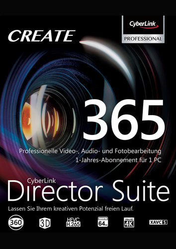 Director Suite 365 (Annual Plan – 12 Months) (Download), PC
