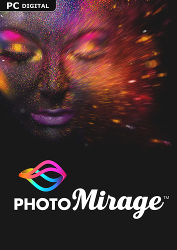 Verpackung von PhotoMirage [PC-Software]