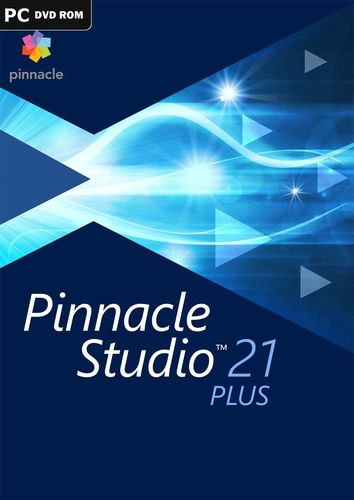 Verpackung von Corel Pinnacle Studio 21 Plus [PC-Software]