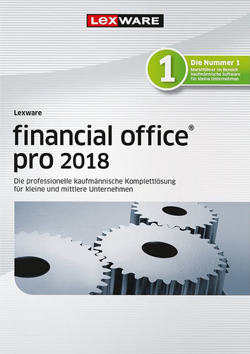Lexware financial office pro 2018 Jahresversion (365-Tage)
