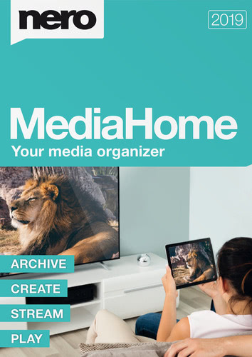 Nero MediaHome 2019 (Download), PC