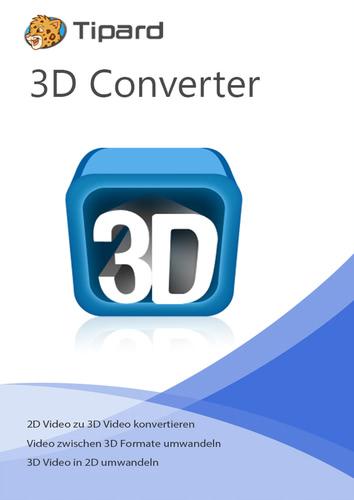 3D Converter – lebenslange Lizenz (Download), PC