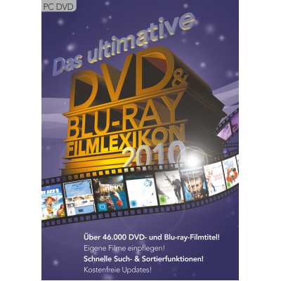 Das ultimative DVD & Blu-ray Filmlexikon 2010 (Download), PC