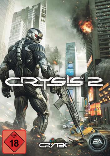 Verpackung von Crysis 2 [PC]