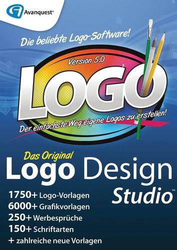Verpackung von Logo Design Studio 5 [PC-Software]