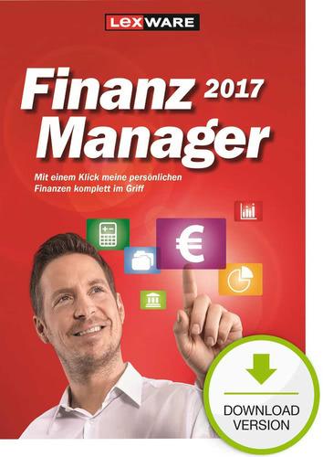 Verpackung von Lexware FinanzManager 2017 Jahresversion (365-Tage) [PC-Software]
