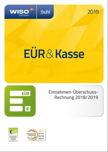 Verpackung von WISO EÜR & Kasse 2019 [PC-Software]