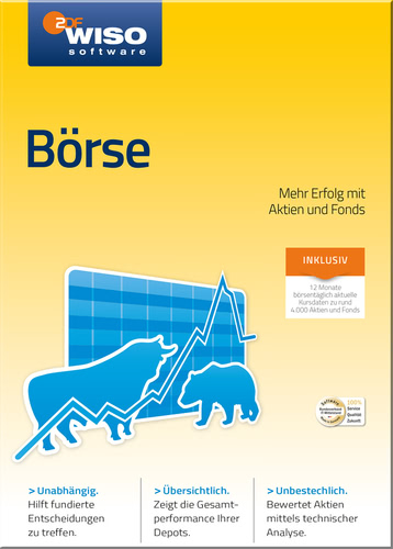 WISO Börse 2015 Basic, ESD (Download) (PC)