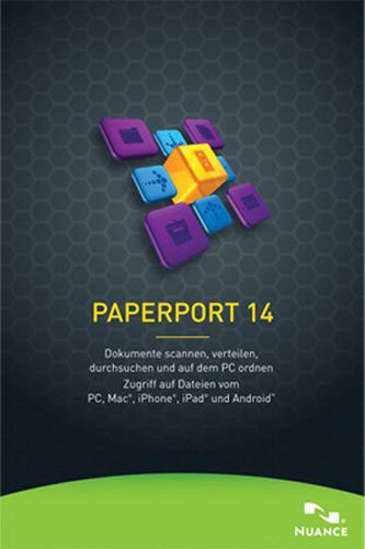 PaperPort 14, ESD (Download) (PC)
