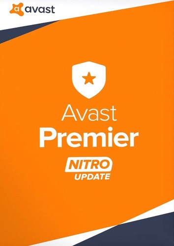 Packaging by Avast Premier (2017) - 5 PC / 1 Year [PC-software]