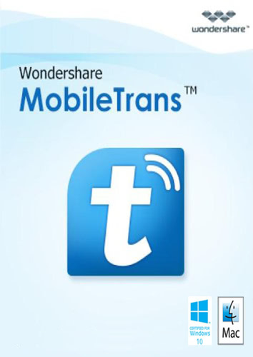 Verpackung von MobileTrans [Mac-Software]