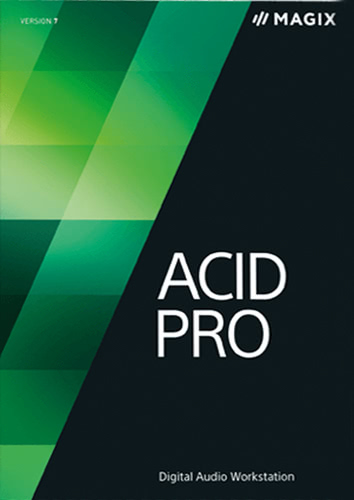 Packaging by ACID Pro 7 [PC-software]