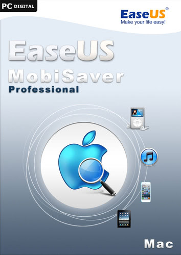 Verpackung von EaseUS Mobisaver for iOS (Mac) [Mac-Software]