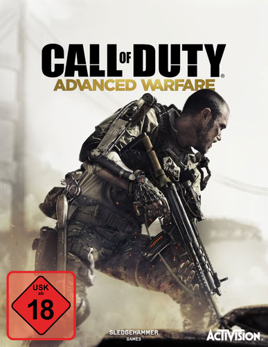 Verpackung von Call of Duty: Advanced Warfare [PC]