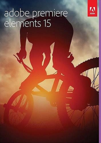 Verpackung von Adobe Premiere Elements 15 [MULTIPLATFORM]