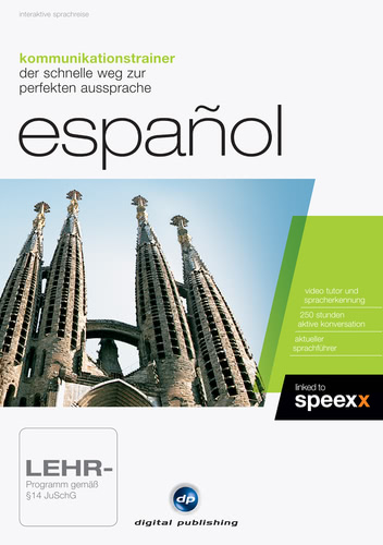 Kommunikationstrainer Español, ESD (Download) (PC)