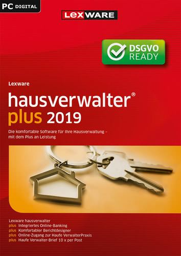 Hausverwalter Plus 2019 (Download), PC