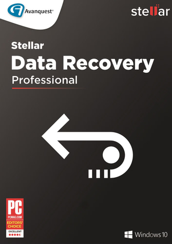 Verpackung von Stellar Windows Data Recovery 8 Professional [PC-Software]