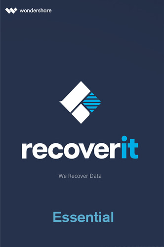 Verpackung von Wondershare Recoverit Pro [PC-Software]