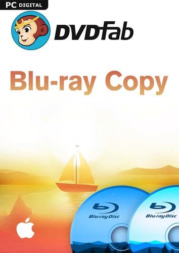 Verpackung von DVDFab Bluray Copy (24 Monate) für Mac [Mac-Software]