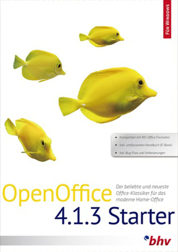 OpenOffice 4.1.3 Starter (Download), PC