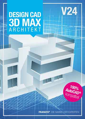 DesignCAD 3D MAX V24 Architekt, ESD (Download) ...