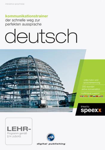 Verpackung von Kommunikationstrainer Deutsch [PC-Software]
