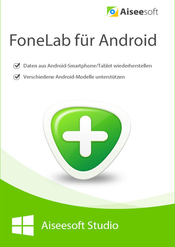 FoneLab - Android Data Recovery - Lebenslage Lizenz, ESD (Download) (PC)