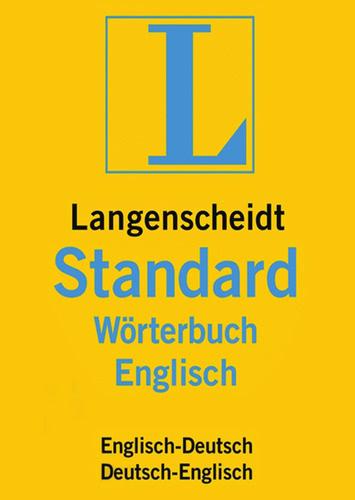 Verpackung von Langenscheidt Standard-Wörterbuch Englisch [Mac-Software]