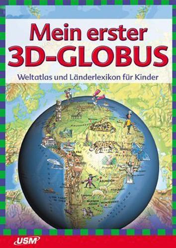 Verpackung von Mein erster 3D Globus [PC-Software]