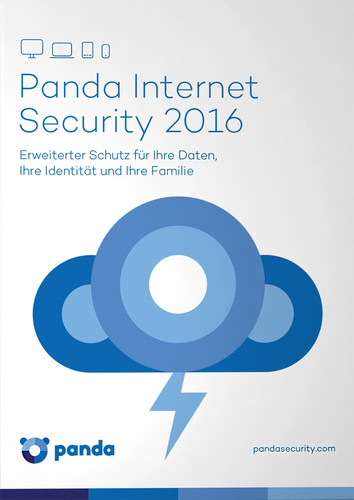 Verpackung von Panda Internet Security 2016 - 1 User / 12 Monate [PC-Software]