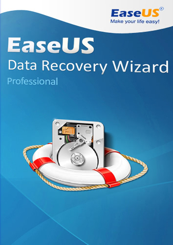 Verpackung von EaseUS DataRecovery Wizard Pro [PC-Software]
