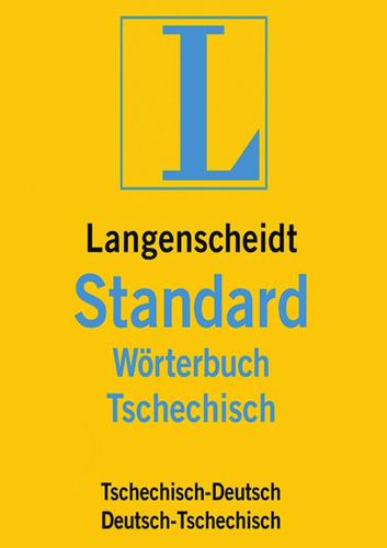 Verpackung von Langenscheidt Standard-Wörterbuch Tschechisch [Mac-Software]