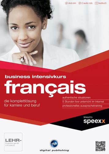 Verpackung von Business Intensivkurs Français [PC-Software]