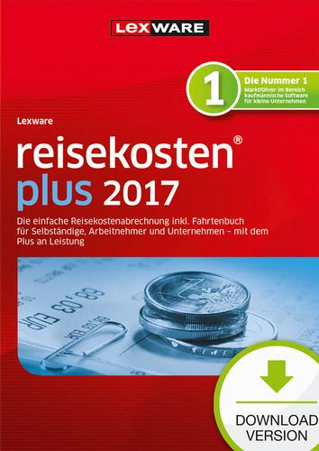 Lexware reisekosten plus 2017 Jahresversion (365-Tage)