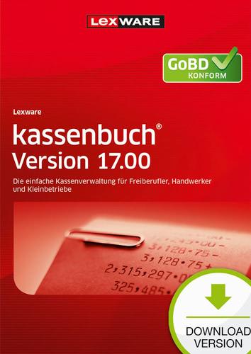 Verpackung von Lexware kassenbuch Version 17.00 (2018) Jahresversion (365-Tage) [PC-Software]