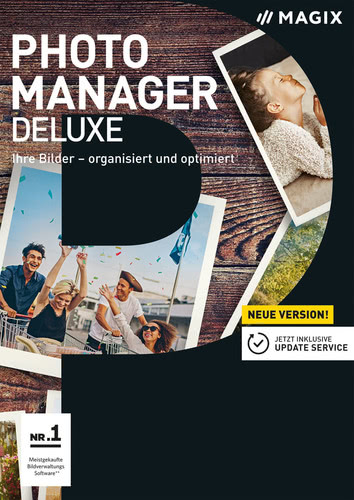 Photo Manager 17 Deluxe (Download), PC